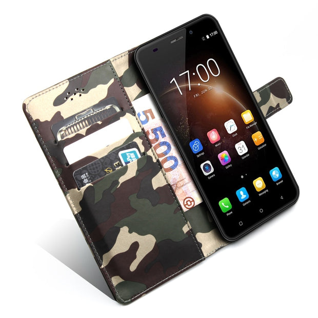 BOGVED Original Camouflage Phone Case For Gretel S55 Cover For Gretel S55 Cellphone Cases Fashion Luxury Shell 5.5 Inch In Stock