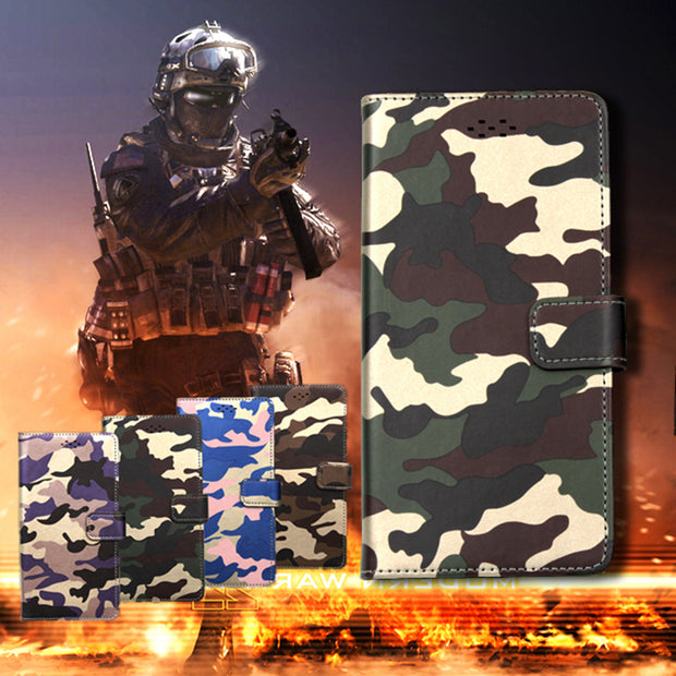 BOGVED Original Camouflage Phone Case For Lenovo Vibe B A2016 A1010 Cover For Lenovo A1010 Cellphone Cases Fashion Luxury Shell