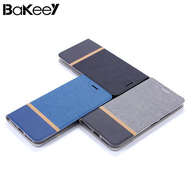 Bakeey Cloth Pattern Leather Full Body Protective Case Phone Shell For Nubia M2 Global Rom/ Nubia M2 High Quality