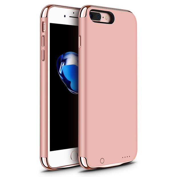 Battery Charger Case 3500mAh For IPhone 7plus 8plus Power Bank Ultra Thin External Backup Battery Case For IPhone 8 7 Plus 5.5""