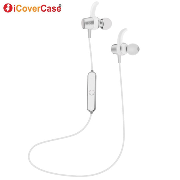Bluetooth Headphones Headset With Mic Wireless Earphone For Huawei Honor V9  Play 6C Pro 10 Lite 9 8 7 6 6A 7A 7X 6X 5C 5A 5X 4A