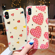 BotexBling Luxury 3D Diy Diamond Cute Cartoon Panda Soft Silicone Case For Iphone Xs Max XR 6 6s 7 8 Plus For Iphone X Cover