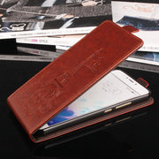 Brand HongBaiwei Embossed Eiffel Tower Wallet Case For Meizu M3 Note Meilan Note 3 Vertical Flip Leather Cover With Card Slot