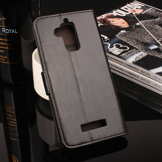 Brand HongBaiwei Top Leather Case For Asus Zenfone 3 Max ZC520TL 5.2 Inches Phone Case Cover For Asus 3Max ZC ZC520 520 520TL TL
