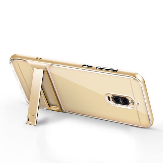 "Brand New 3D Kickstand Phone Case Huawei Mate 9 Pro, PC +TPU Ultra-thin Luxury Back Cover For Huawei Mate 9 Pro 5.5"" Phone Shell"