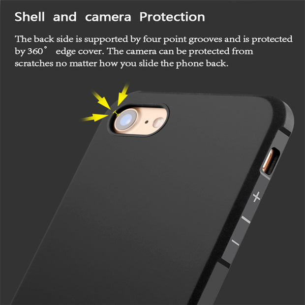 Brand New For IPhone 7 Case Silicone Luxury Brand High-quality 3D Carved Cover Ultra-thin Matte Mobile Phone Shell For Iphone 7