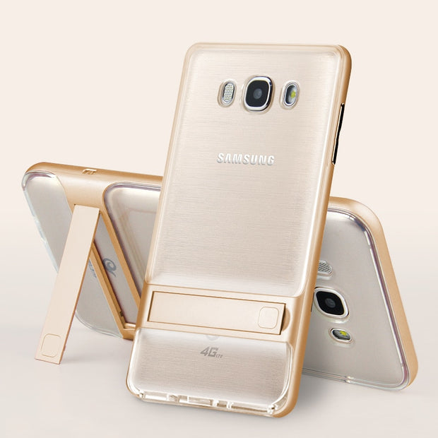 "Case For Samsung Galaxy J5 2016 5.2"", PC +TPU Ultra-thin Luxury Back Cover For Samsung Galaxy J7 2016 5.5""Anti Knock Phone Shell"