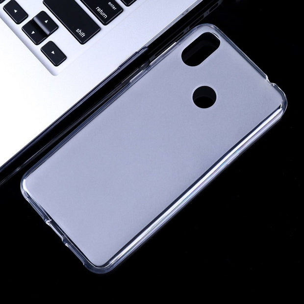 Cubot P20 Case Soft TPU Silicone Coque Case For Cubot P20 , Anti Fingerprint Anti Fall Wholesale Mobile Case