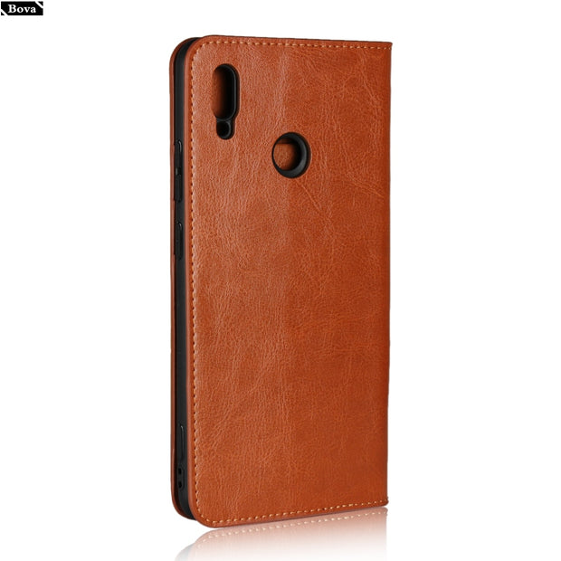Deluxe Wallet Case For Huawei Honor Note 10 6.95-inches Premium Leather Phone Case Flip Cover For Honor Note 10 Bags