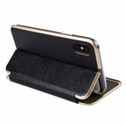 EiiMoo Protective Magnetic Phone Case For IPhone X Wallet Case Flip Leather Stand Card Luxury Bag Cases For IPhone X Back Cover