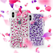 Epoxy Soft TPU Phone Case For IPhone XS XR XS Max X 8 7 6 6S Plus Fashion Flower Transparent Phone Back Cover Cases Coque Dropsh
