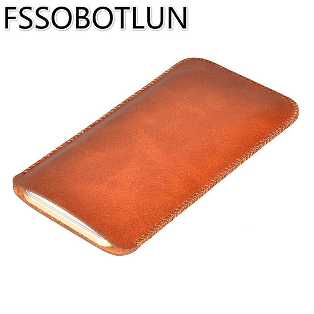 FSSOBOTLUN Best Quality For LEAGOO S8 Pro 5.99inch Case 2017 Luxury Microfiber Leather Sleeve Pouch Phone Bag Cover