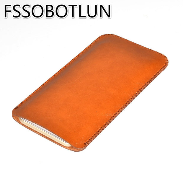 FSSOBOTLUN Best Quality For UMIDIGI S2 6.0 Inch Case 2017 Luxury Microfiber Leather Sleeve Pouch Phone Bag Cover