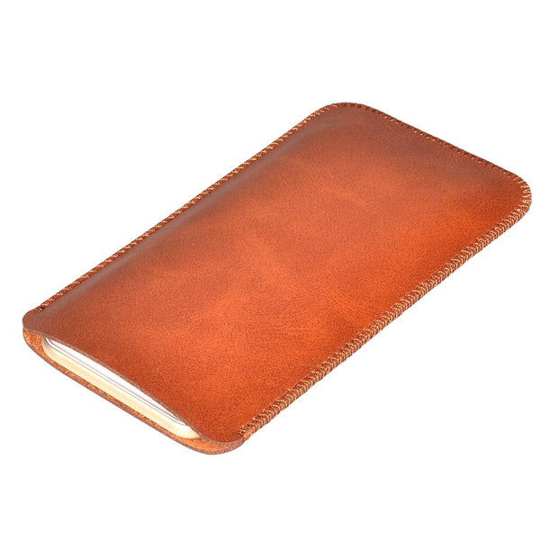 FSSOBOTLUN For Oukitel MIX2 MIX 2 Case Luxury Microfiber Leather Sleeve Pouch Phone Bag Cover Holster