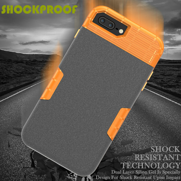 Fashion Velvet Etui For IPhone 6 6S 7 8 Plus Case Coque IPhone 8Plus Case Shockproof For Apple IPhone X XS Max XR Cover IPHoneX