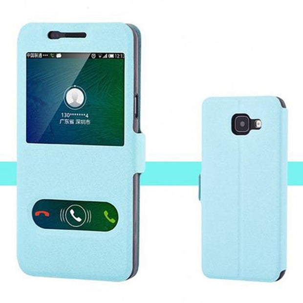 Flip Case For Samsung Galaxy A5 2016 A5 Plus A5100 A5plus A5108 A510F A56 Case Phone Case Back Cover Leather Magnetic Shell