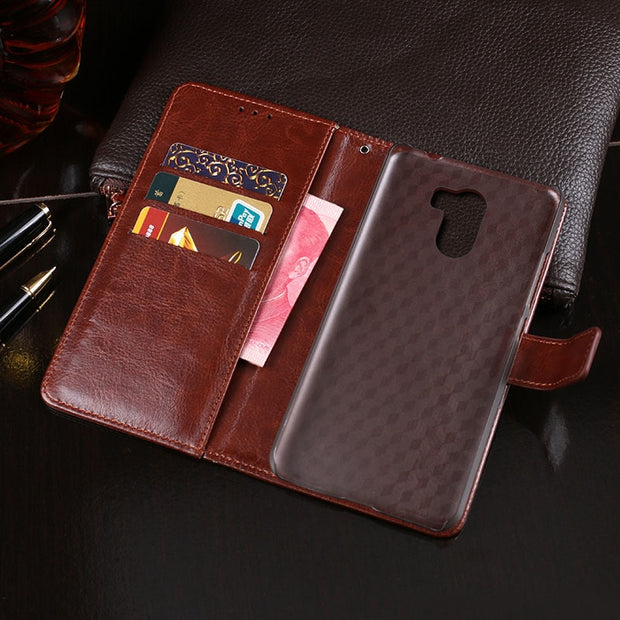 Flip Wallet PU Leather Case For VKworld MIX Cover 5.5 Inch Vintage Coque Phone Bag Cases For VKworld MIX With Card Holders