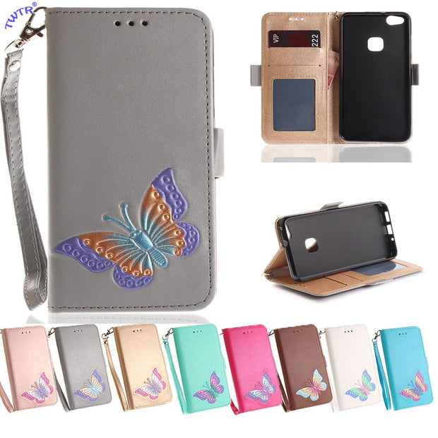 "Flip For Huawei P 10 Lite Case WAS-LX1 WAS-LX2 WAS-LX3 WAS-LX1A WAS-LX2J Phone Cover For Huawei P 10 Lite Was LX1 LX2 5.2"" Case"