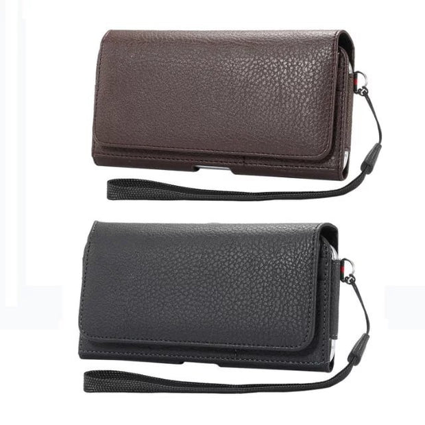 For Apple IPhone 5s /5/5c/4s 4.0 Inch Universal Case Belt Clip Holster Wallet Leather Phone Bag Case Cover