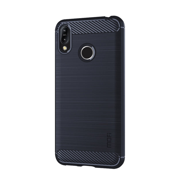 For Asus Zenfone Max M2 ZB633KL Case Cover MOFI Fitted TPU Cases For Asus Zenfone Max M2 ZB633KL Soft TPU Back Cover