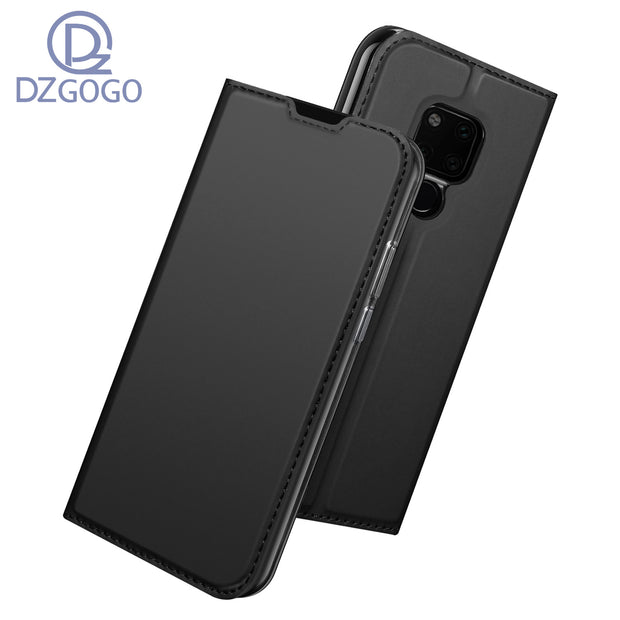 For HuaWei Mate 20 Case Magnetic Phone Case For HuaWei Mate 20 Cover Flip Leather Stand Case For HuaWei Mate 20