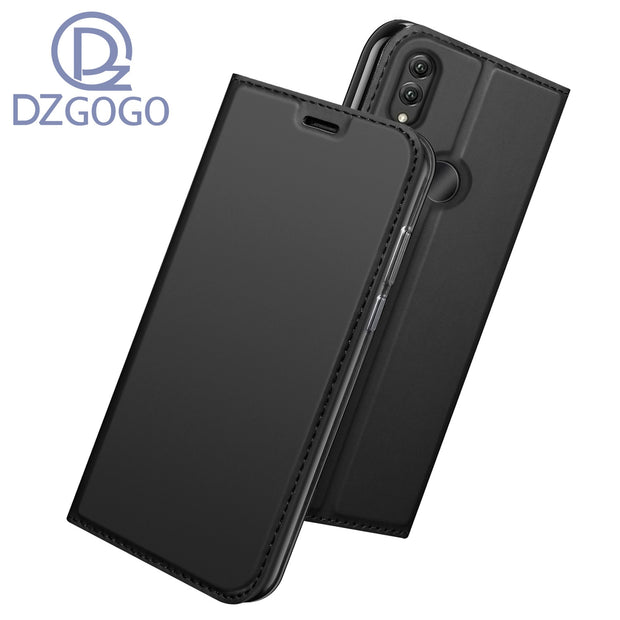 For Huawei Honor 8X Case Magnetic Phone Case For Huawei Honor 8X Cover Flip Leather Stand Case For Huawei Honor 8X