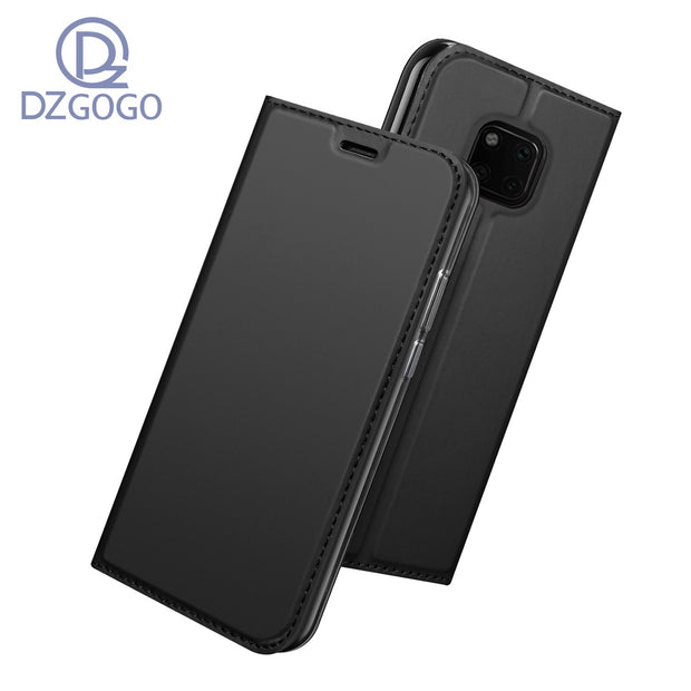For Huawei Mate 20 Pro Case Magnetic Phone Case For Huawei Mate 20 Pro Cover Flip Leather Stand Case For Huawei Mate 20 Pro