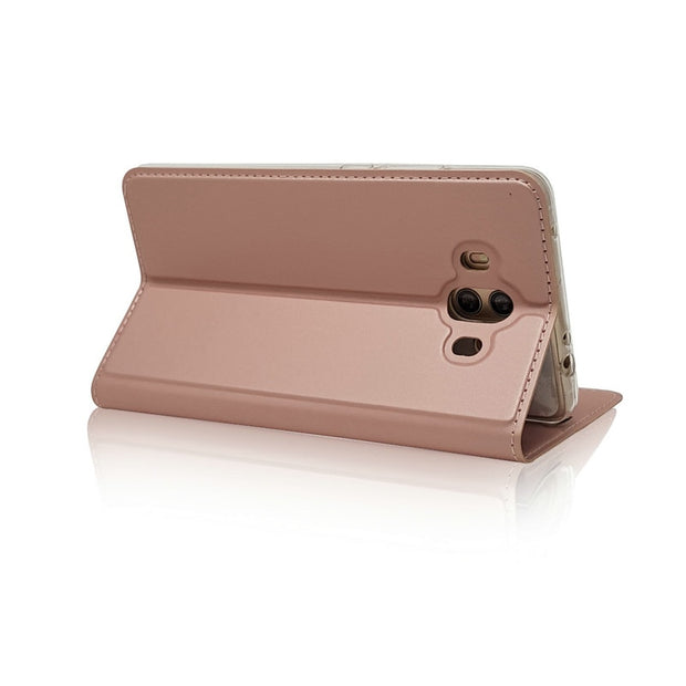 For Huawei Mate10 Case Luxury Magnetic Attraction Card Holder PU Leather Phone Case For Huawei Mate 10 5.9 Inch