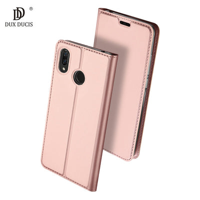 For Huawei P Smart+ Plus INE-LX1 Case Luxury Flip Wallet Leather Case For Huawei Nova 3i 3 INE-LX2 Case Card Holster Phone Cover