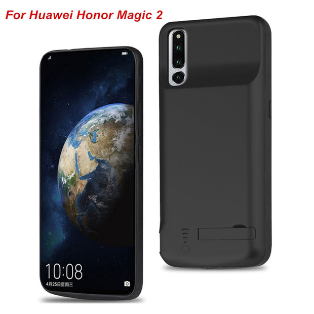 For Huawei Honor Magic 2 Battery Case External Backup Battery Charger Cover  Power Bank For Huawei Honor Magic 2 Battery Case