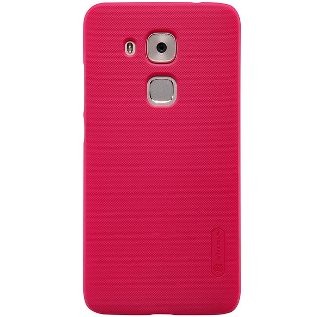 For Huawei Nova Plus Case Nillkin Frosted PC Hard Plastic Protector Cover For Huawei Nova Plus Cover With Screen Protector 5.5''