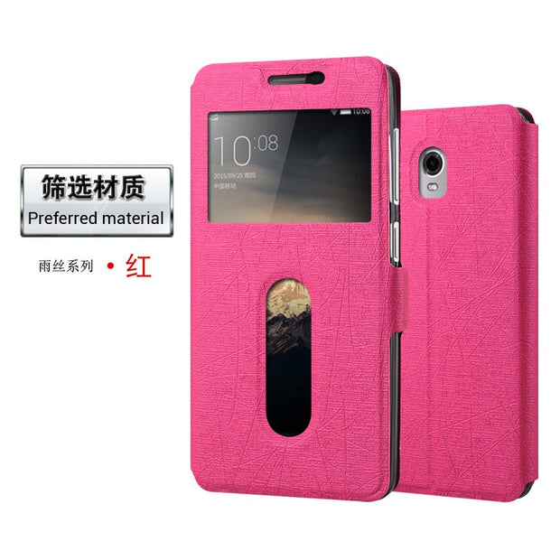 For Lenovo Vibe P1 C58 P1c58 Case Open The Window Mobile