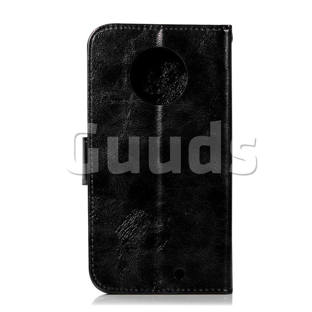 For Motorola Moto X4 Leather Case Luxury Retro Leather Wallet Case For Motorola Moto X4 (4th Gen.) FREE SHIPPING