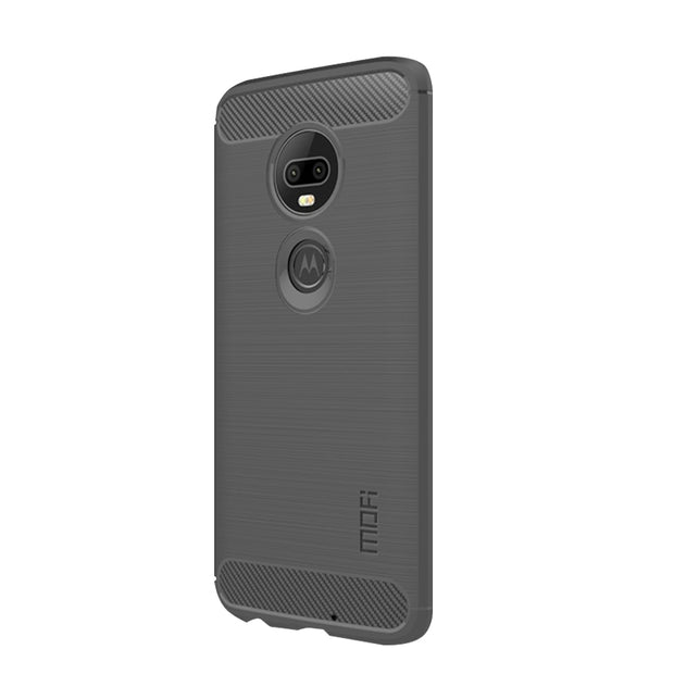 For Motorola Moto G7 Case Cover MOFI Fitted TPU Cases For Motorola Moto G7 High Quality Soft TPU Back Cover For Moto G7