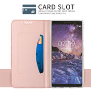 For Nokia 7 Plus Case Flip Cases For Nokia 7 Plus Magnetic Case Stand Cover Wallet Case For Nokia 7 Plus