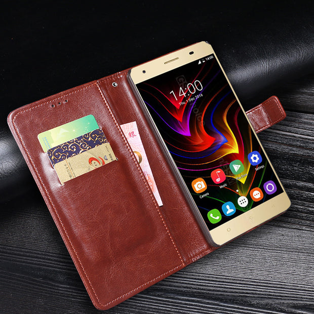For Oukitel C5 Pro Case Flip Wallet PU Leather Case For Oukitel C5 Pro Cover High Quality Book Stand Card Slot Phone Cases
