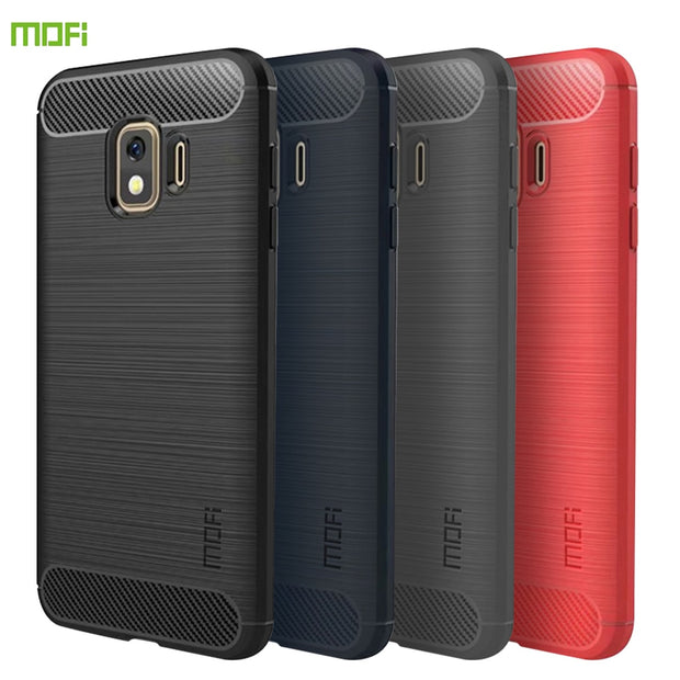 For Samsung Galaxy J2 Core J260 J260F Case Cover MOFI Fitted TPU Cases Soft TPU Back Cover For Samsung Galaxy J2 Core J260