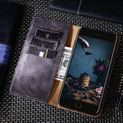 For Sony Xperia L1 G3311 G3312 G3313 E6 Dual Flip Style Leather Card Holder Wallet Cover Phone Bags Case For Sony Xperia-L1