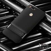 For Xiaomi Mi A1 Case For Xiaomi Mi 5X Case Frosted Shield Hard+soft TPU Non Slip Back Cover For Xiaomi Mi 5X / Mi A1 / Mi5X