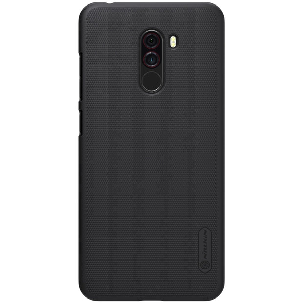 For Xiaomi Pocophone F1 Nillkin Original Frosted PC Hard Back Cover Case For POCO F1 Global India Version 6.18 Inch Pocophone F1