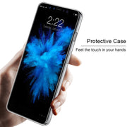 For IPhone X Case IMAK Wear Resistant PRO Transparent Crystal Hard Phone Case For IPhone X Cover Case