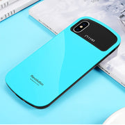 Full Protection For IPhone X 8 Plus Case Soft Frame+Hard PC Candy Case Frosted Back Cover For Iphone 7 7Plus Capa Funda Silicone