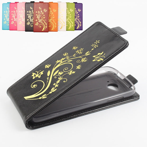 Gold Paillette High Quality Leather Case For Acer Liquid Z530 Case Flip Cover Case For Acer Liquid Z 530 Cover Phone Housing