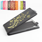 Gold Paillette High Quality Leather Cases For Acer Liquid Z630 Case 5.5 Inch Flip For Acer Z 630 Phone Cover In Stock