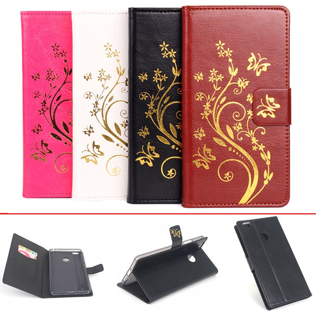 Gold Paillette Sequin Silicone Leather Case For XiaoMi Mi Max Flip Cover Xiaomi M Max 6.44'' Wallet Covers Phone Cellphone Cases