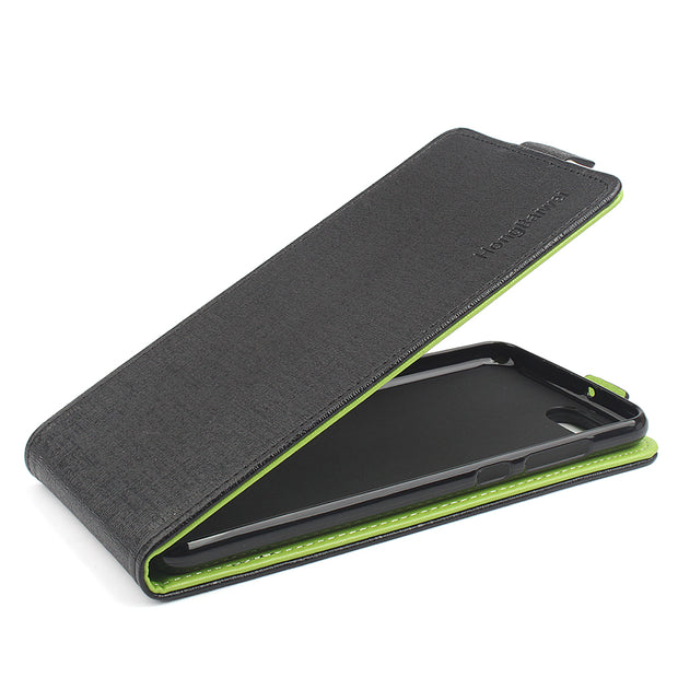 Green Bottom For Huawei Nova 2S Case Phone Cover Brand Excellent Leather Flip Cover For Huawei Nova 2S Cases Wallet Slot