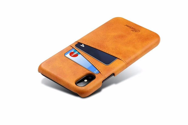 Greenstraw Case For IPhone X Case Luxury Leather Wallet Card Slots Soft Back Cover For IPhone 8 Plus Fundas Cover For IPhone 8