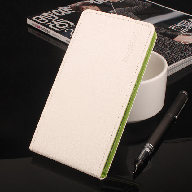 High Quality Green Bottom Original For Oukitel C8 Case Leather Flip For Oukitel C8 Mobile Phone Set 8 Color