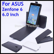 High Quality Leather Case For ASUS Zenfone 6 Flip Cover Case ASUS Zen Fone 6 Zenfone6 Leather Cover Case 6.0 Inch Phone Cases