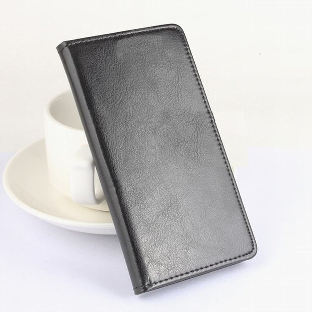 High Quality Leather Case For LG Ray X190 Flip Cover Case With Card Slot For LG Ray X190 Leather Cover Case Phone Cases